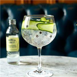 British gin