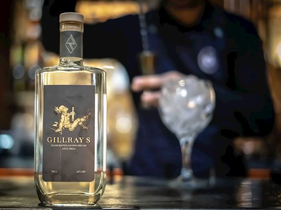 Gillrays Gin