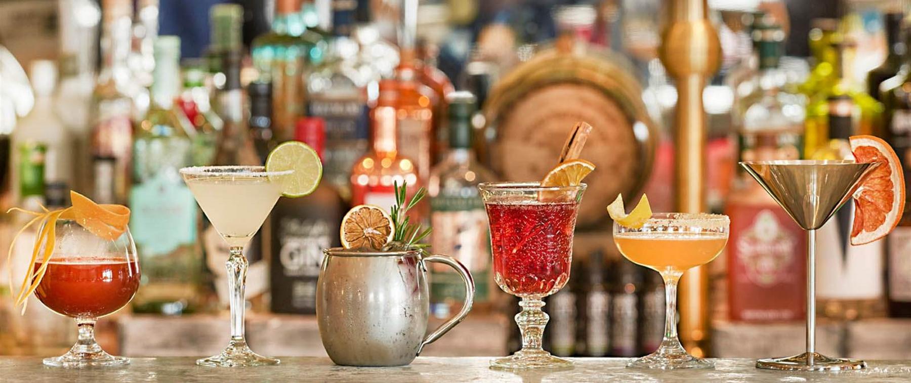 gillrays bar